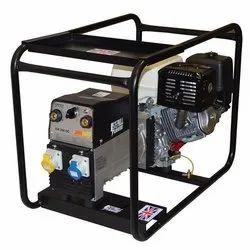 5 Kva Honda Gx270 Welding Generator With 4kva Power Output, 1 Phase
