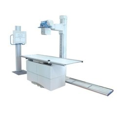 Line Frequency Machine Type: Fixed (Stationary) 500 mA X-Ray Machine