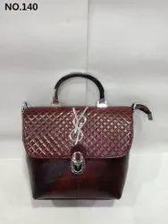 Ladies Leather Sling Handbag