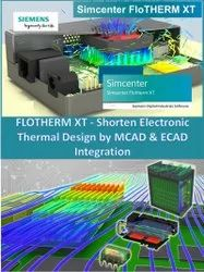 Simcenter Floatherm Xt  Software - Integrated MCAD And Ecad Electronics Thermal Design Software
