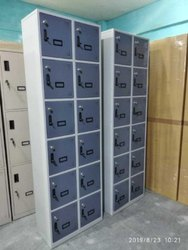 Modern Key Lock Storage Lockers, For Office, No Of Lockers: 12