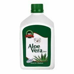 Royal Bee Aloe Vera Juice 500 ML, Packaging Type: Bottle