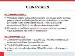 Ulinastatin 1,00,000 Injection