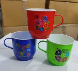 Plastic Tea Cup, Plastic Cup, Packaging Type: Box, Capacity: 150ml