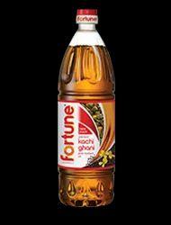 Fortune Kachi Ghani Mustard Oil, Packaging Type: Plastic Bottle, Packaging Size: 1 litre