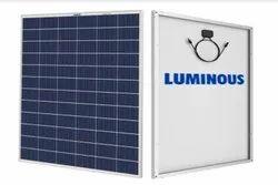 Polycrystalline 330 W Luminous Solar Panels