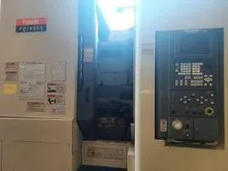 HMC Mazak 400 Horizontal Machining Center