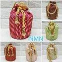 Ladies Potli Bags Sac - 2