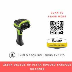 Zebra DS3608-HP Handheld Barcode Scanner