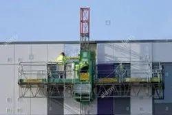 Mast Climbing Work Platform (MCWP)