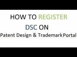 Trademark Patent  digital signature Registartion