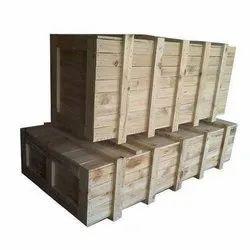 Jumbo Wooden Packaging Box