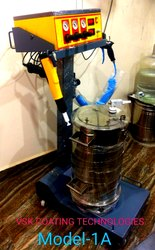 Manual Powder Coating Equipment, Normal, Automation Grade: Manual