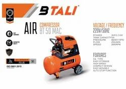 Air Compressor With Oil 50 Ltr