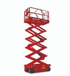 Scissor Lift - Battery Operated - AS1012