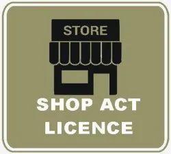Shop Act License Registration Service