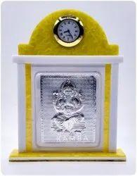 Silver Ganesh Watch Gift