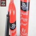 CO2 Fire Extinguishers Stop Fire
