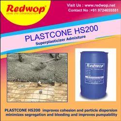 PLASTCONE HS200-Superplasticising Admixture
