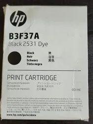 HP Black 2531 Dye Print Cartridge, Printer, Size: 40 Ml