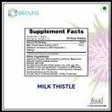 Milk Thistle Capsules - Elicura Milk Thistle (60 Veg Caps)