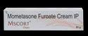 Mometasone Furoate 0.1%w/w ( Mscort Cream)