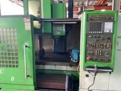 Old And Used Make-Dahlih Mcv-1020a Vertical Machine Center Year-2006 2006