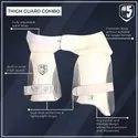 Cricket Thigh Guard Combo