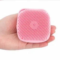 Silicon Body Cleaning Bath Brush For Professional, Medium