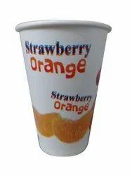 Om Enterprises Printed Juice Paper Cup, For Parties, Capacity: 150 ML
