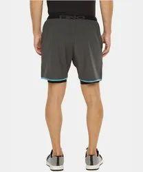 Polyester Plain Basketball Shorts