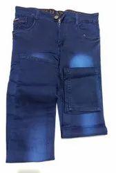 Men Blue Regular Fit Denim Jeans