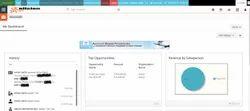 Vicidial And Vtiger Integration Software, For Widget