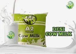 Desi Cow Milk