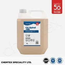 CX Spiral-HD Heavy-Duty Disinfectant Surface & Floor Cleaner Liquid Concentrate
