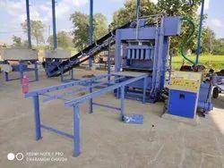 Prashant Fully Automatic Fly Ash Brick Machine