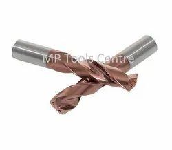 Through Coolant Carbide Drill