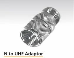 Spectra 8102 - 05 - Mm N to UHF Adapter
