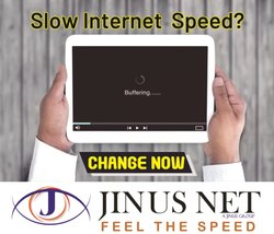 Wireless Corporate Internet Service