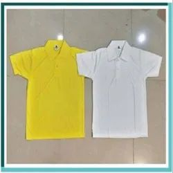 Polo Neck T Shirt Drifit