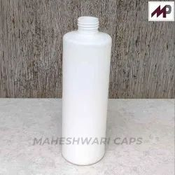 500 ML Pharmaceutical HDPE SLEEK Bottle