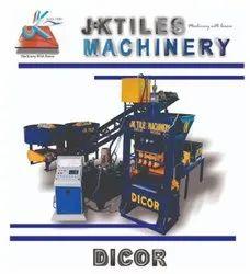 Paving Block Machine