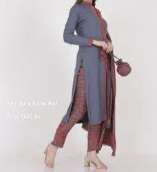 Shawl Pashmina Suit