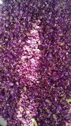 Dried Pink Rose Petals