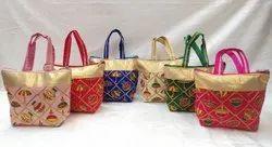 assorted Cotton designer hand bag
