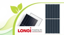 Longi 425 W 24V Mono PERC Solar Panel
