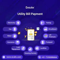 多种支付方法Bbps公用事业账单支付,免费演示可用- Ezulix
