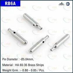 6 AMP Hollow Pin Crimping Type