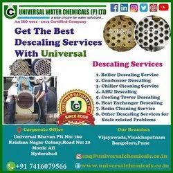 Chiller Descaling Service