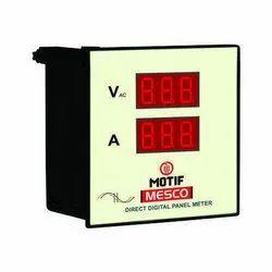 Calibration of Panel Meter Under NABL